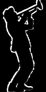 silhouette-trompette